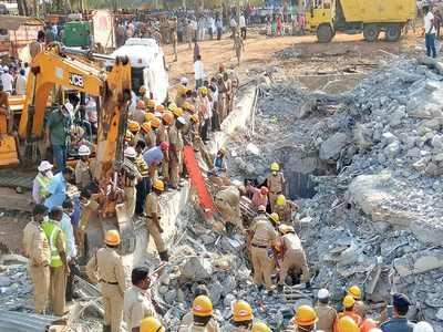 Dharwad building collapse: Court grants architect bail