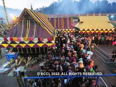 Devotees will not be allowed into Sabarimala temple in June