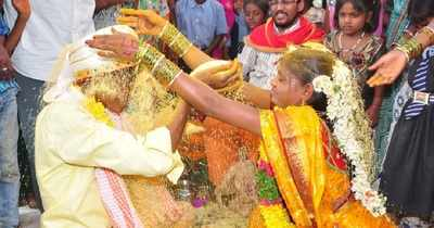 Telangana: Bride collapses on wedding stage, dies after tying knot