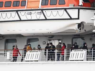 Anger and anguish onboard cruise ship Diamond Princess; passengers and crew desperate for help