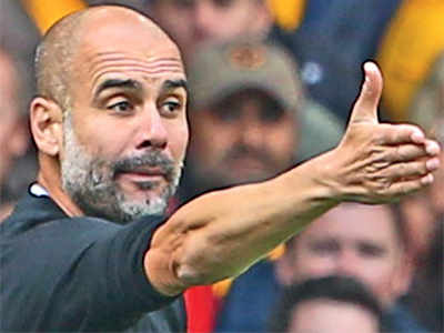 Manchester City leaves Pep Guardiola with plenty to think about