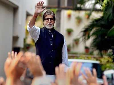 Bollywood celebs wish Amitabh Bachchan on being honoured with Dadasaheb Phalke Award
