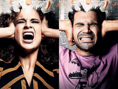 Kangana Ranaut and Rajkummar Rao's film now titled Judgementall Hai Kya
