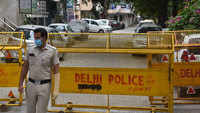 Five new areas sealed, Delhi now has 96 Covid-19 containment zones