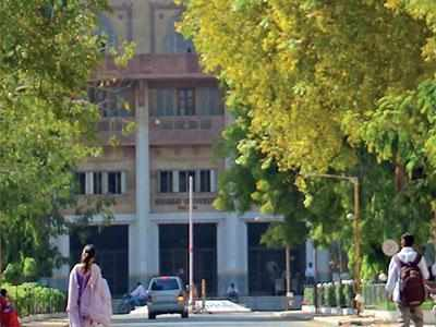 Gujarat University goofs up again: More students, but fewer exam centres