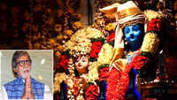 Krishna Janmashtami: Amitabh Bachchan, Taapse Pannu and other Bollywood celebs wish fans on the occasion