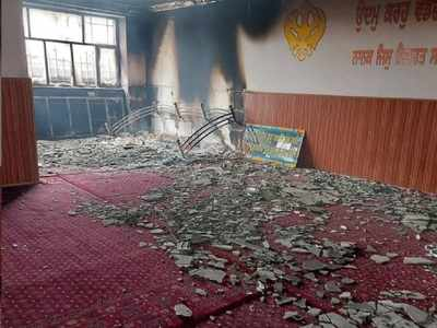 Gunmen, bombers attack Sikh religious complex in Afghan capital