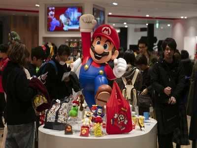 Mario like Mickey? Nintendo banks on profits from characters