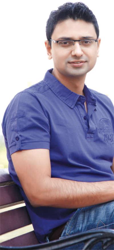 Vishwas Mudagal has entrepreneurship in his veins
