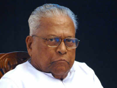 Former CM V S Achuthanandan expresses displeasure over LDF expansion
