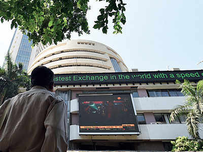 In worst ever crash, Sensex tumbles 4K pts