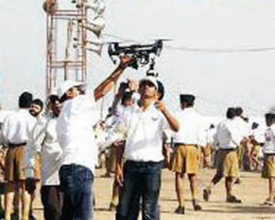 Drone permits now in 'special' hands