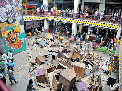 KR Market to get a face-lift worth Rs 50 crore