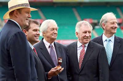 Cricket loses its colour