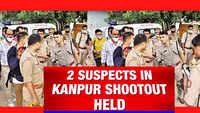 2 suspects in Kanpur shootout arrested, Vikas Dubey still on the run