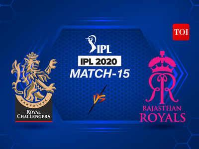 IPL 2020, RCB vs RR: Virat Kohli, Devdutt Padikkal take Royal Challengers Bangalore to 8-wicket win over Rajasthan Royals