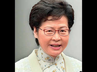 Carrie Lam resigns from Cambridge college in UK