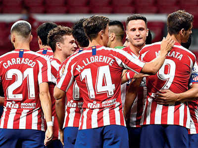 Are stars aligning for Atletico in the CL?