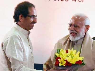 'Have faith in judicial system': Amid seat-sharing row, PM Modi's jibe at Shiv Sena over Ram temple