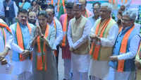 Haryanvi dancer Sapna Chaudhary joins BJP