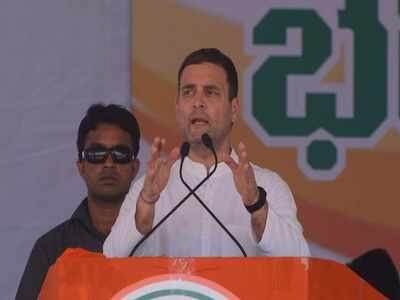 Rahul Gandhi: Narendra Modi wants to destroy Constitution of India, Congress will never allow
