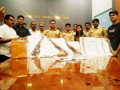 Drugs, cash and liquor worth Rs 30 crore seized in Maharashtra