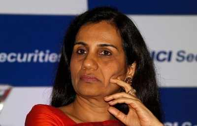 Officer who lodged FIR against Chanda Kochhar, others transferred