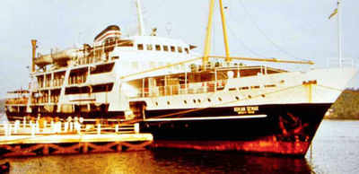 Mumbai-Goa liner set to sail again