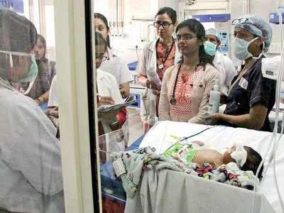 Gujarat struggles to save its infants