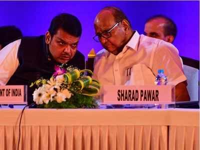 Sharad Pawar often made indirect references about my caste, alleges Devendra Fadnavis