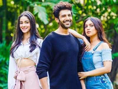 Pati Patni Aur Woh: Kartik Aaryan, Bhumi Pednekar, Ananya Panday introduce their characters