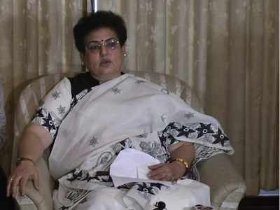 NCW chief Rekha Sharma's Twitter account protected after old tweets go viral; calls to sack her increase