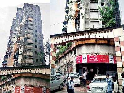 30-year-old Paradise Heights in Thane declared dangerous, 300 lives at risk; TMC gives a month to conduct structural audit