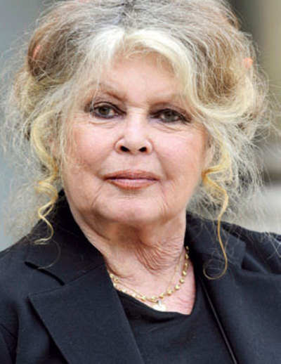 Brigitte Bardot slams 'Me Too'