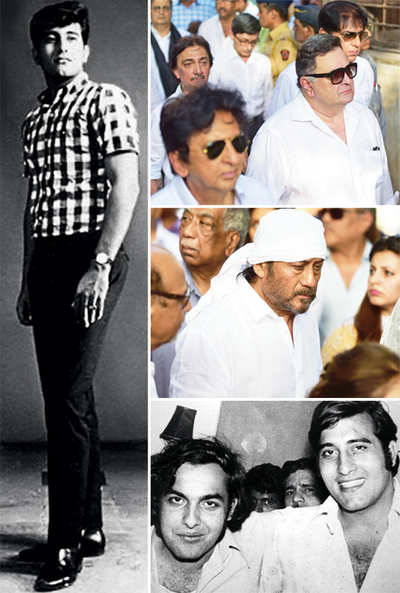 Vinod Khanna: The superstar who gave it all up...