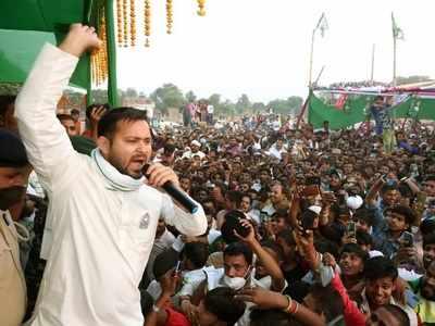 He single-handedly challenged the might of Narendra Modi, Amit Shah and Nitish Kumar: Shiv Sena hails Tejashwi