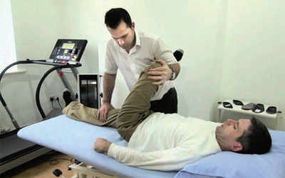 Physiotherapists demand an independent council