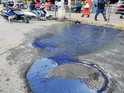 Bengaluru misses 'water plus' tag