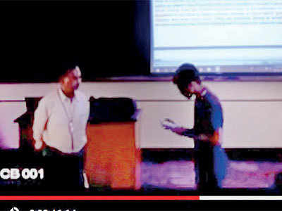 Bengaluru: Professor loses his cool and smashes student's cell after multiple warnings