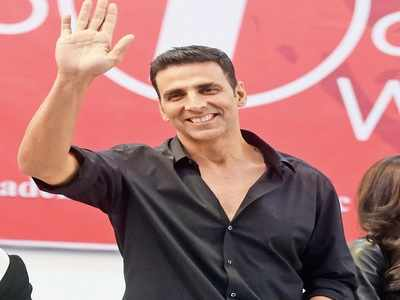 'Not contesting elections,' clarifies Akshay Kumar amid speculations over a tweet