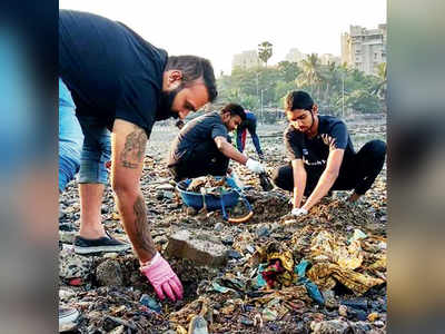 Beach warriors will rescue Chimbai Beach