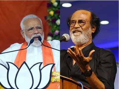 Rajinikanth says Rahul Gandhi should not quit as Congress chief; to attend Modi's swearing-in ceremony