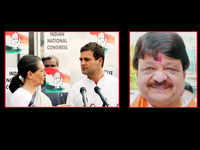 Can't trust son of foreigner: BJP leader mocks Rahul Gandhi