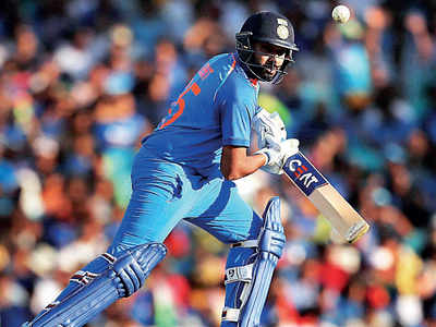 Rohit Sharma's ton fails to prevent 34-run loss in first ODI