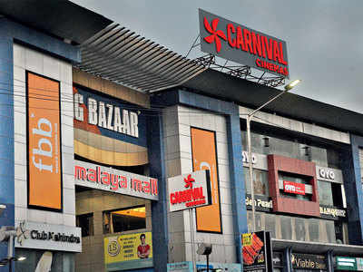 25-year-old woman molested in multiplex