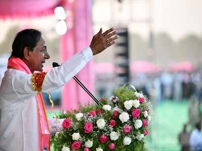 Telangana CM K Chandrasekhar Rao asks PM Narendra Modi to raise loans on Centre's behalf to meet GST shortfall