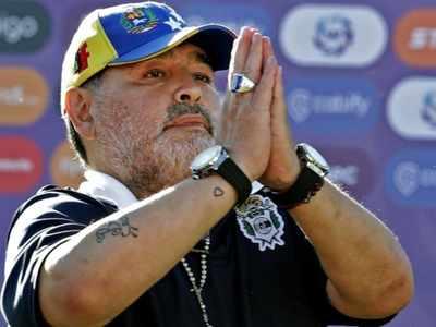 Breaking news live: Sourav Ganguly mourns passing away of Diego Maradona