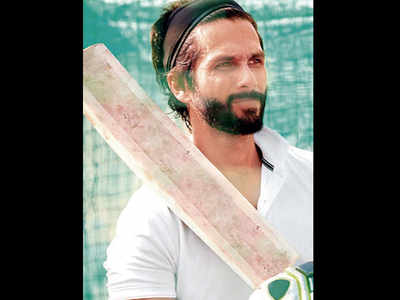 Shoot of Shahid Kapoor's Jersey called off