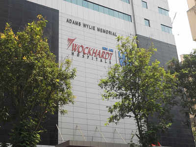 Wockhardt Hospital declared containment zone as 26 nurses and three doctors test positive