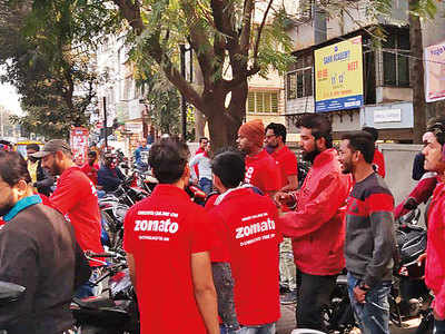 Delivery partners accuse Zomato of threats
